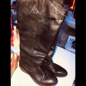 Franco Fortini  Winchester Black boots
